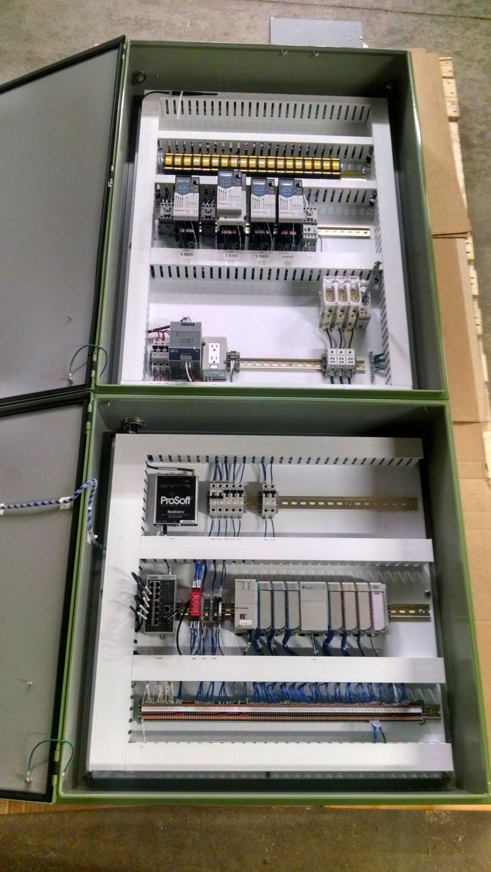 Cic Engineering Electrical Control Panel Design Construction Panels 2016 02 05